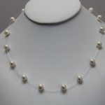 unusual pearl necklaces