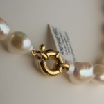 pearl twist necklace clasp