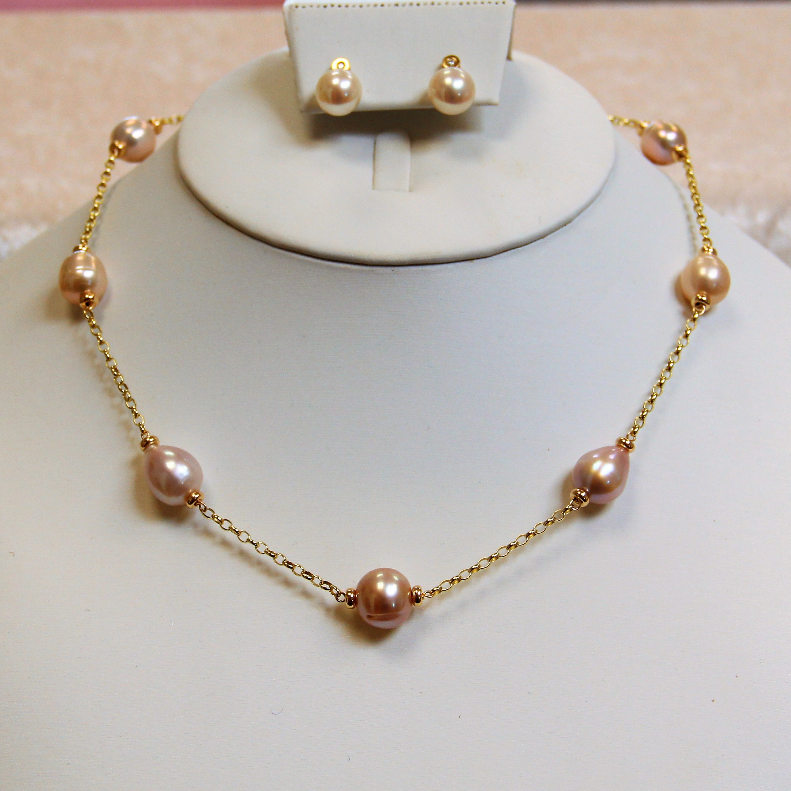 pin pearl with julia fresh delicate chains water necklace floating a pink szendrei filled gold