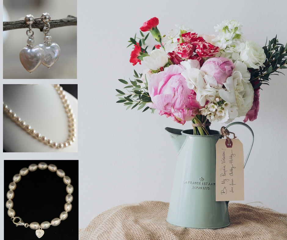 mother of the bride pearls
