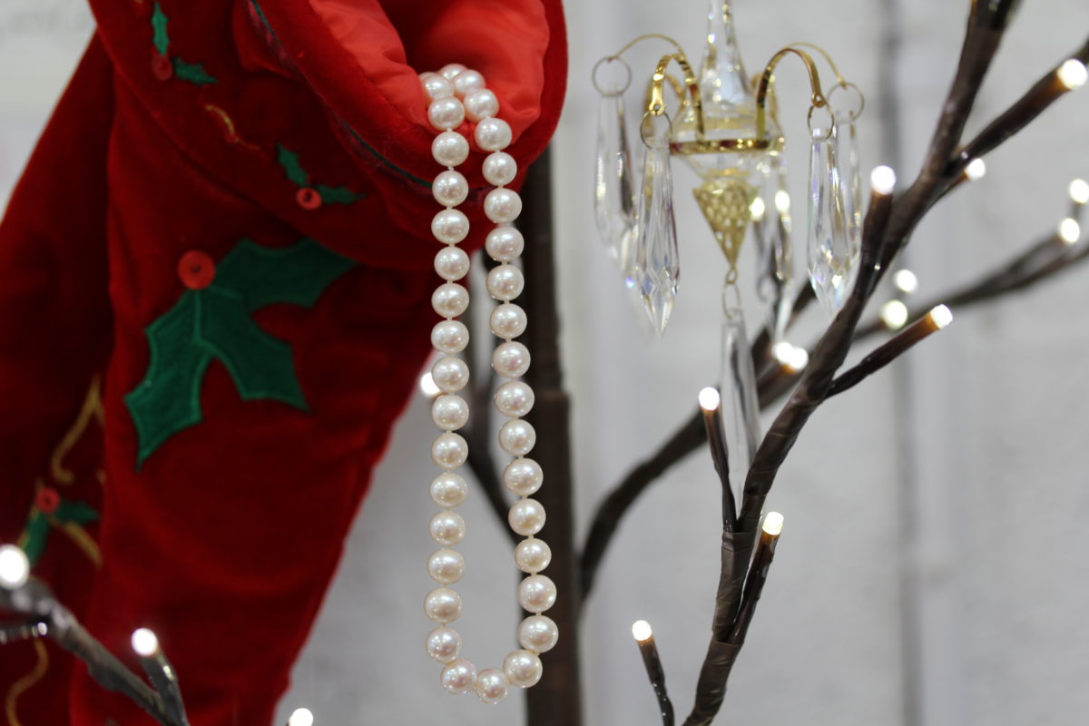 christmas gift ideas pearls