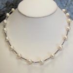 sparkle party necklace