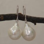 pointed baroque pearls